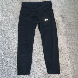 black nike leggings